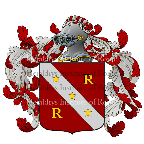 Coat of Arms of family Gismano