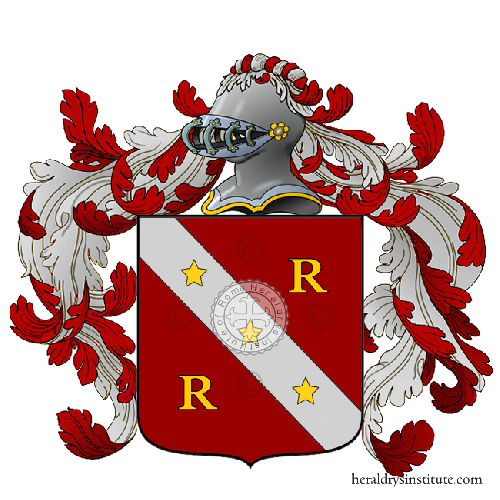 Coat of Arms of family Rigotto