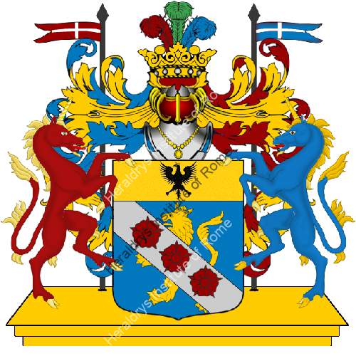 Coat of Arms of family Srosa