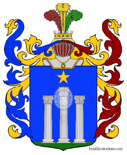 Coat of Arms of family Zemmi