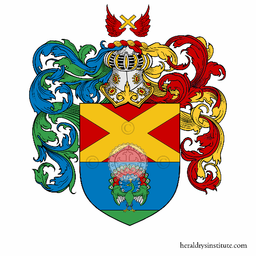Coat of arms of family Gelmini