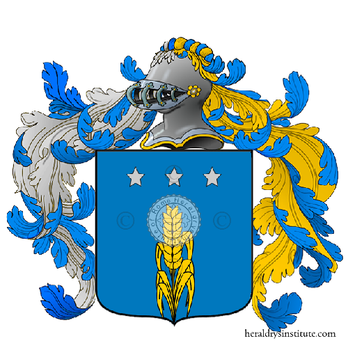 Coat of Arms of family Migliorina