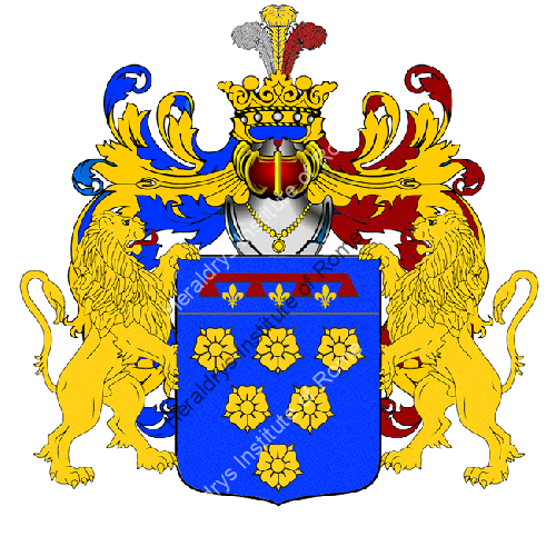Coat of Arms of family Laslau