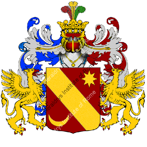 Coat of Arms of family Miniato