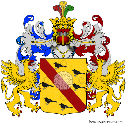 Coat of Arms of family Norghini