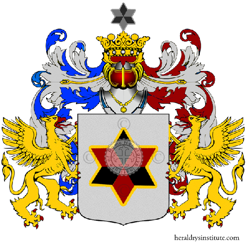 Coat of Arms of family Celebrin