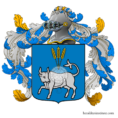 Coat of Arms of family Quintorio
