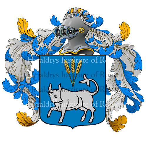 Coat of Arms of family Quintozzi