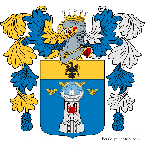 Coat of Arms of family Luraghi