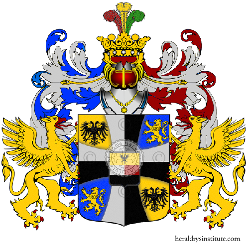 Coat of Arms of family Terzi