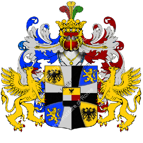 Coat of Arms of family Terziarie