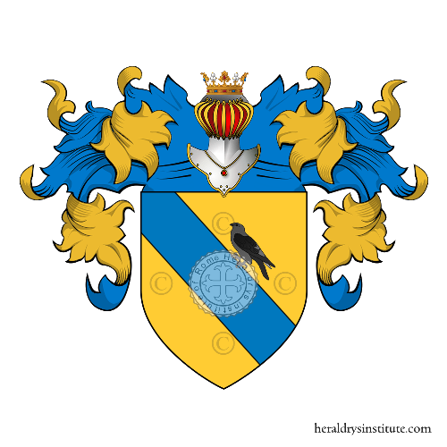 Coat of Arms of family d'Amico