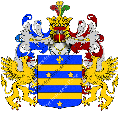 Coat of Arms of family Parisiana