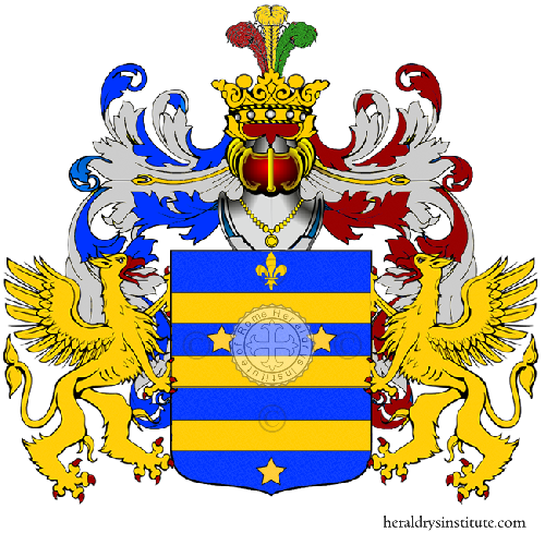 Coat of Arms of family Sparisi