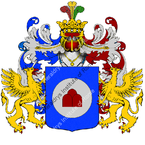 Coat of Arms of family Montero