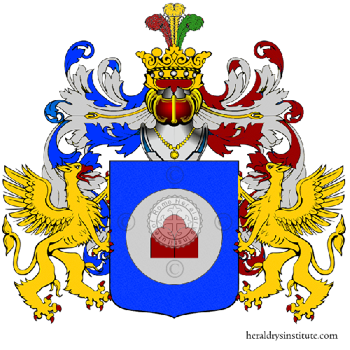 Coat of Arms of family Ponterosso