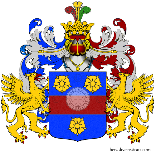 Coat of Arms of family Cattabriga
