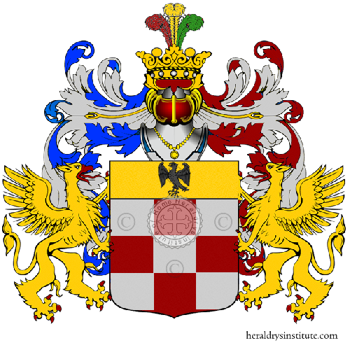 Coat of Arms of family Alu2