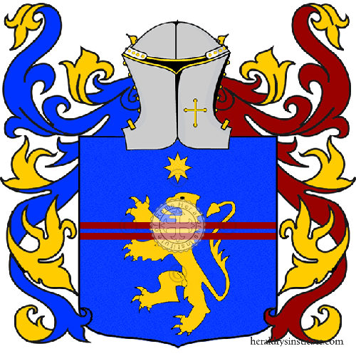 Coat of Arms of family Lor