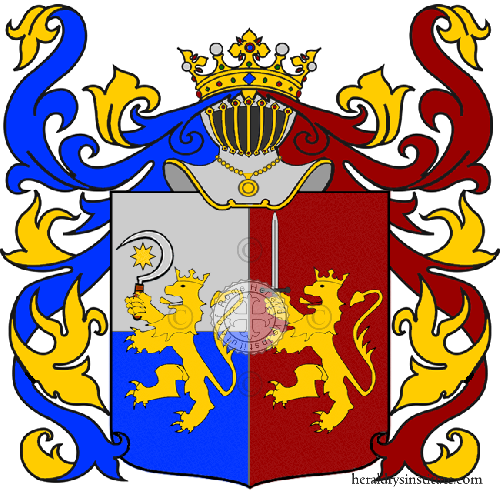 Coat of Arms of family Premolini