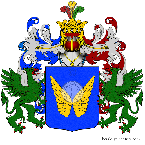 Coat of Arms of family Tottilo