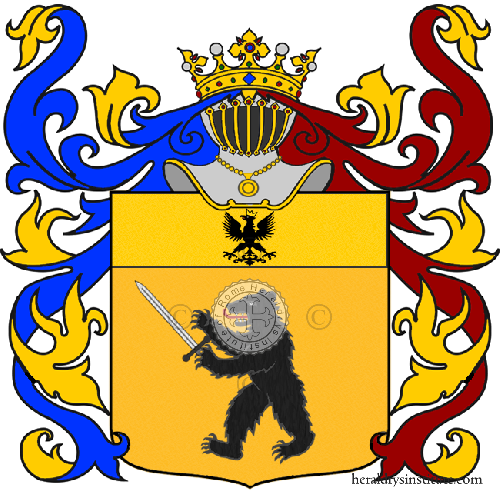 Coat of Arms of family Cadolingi