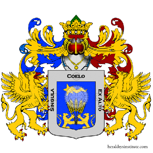 Coat of Arms of family D' Ambrosio