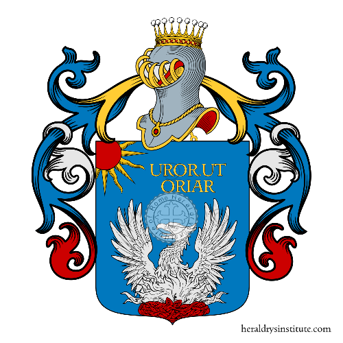 Coat of Arms of family Doretto