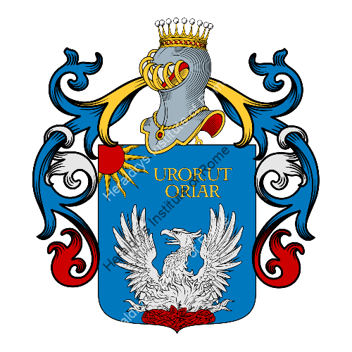 Coat of Arms of family Poretto