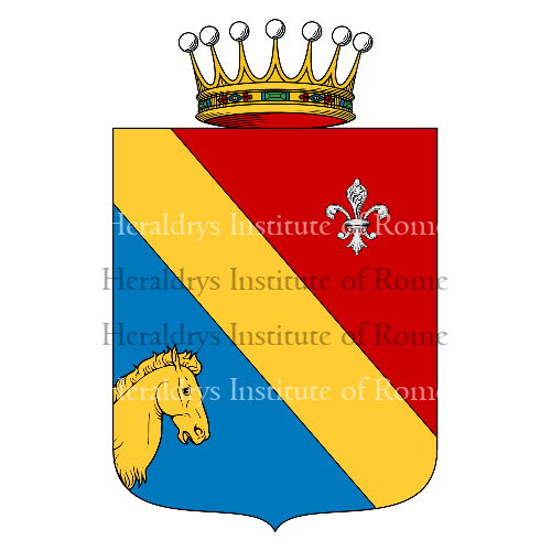 Coat of arms of family Giunta