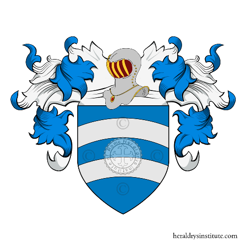 Coat of Arms of family Donè