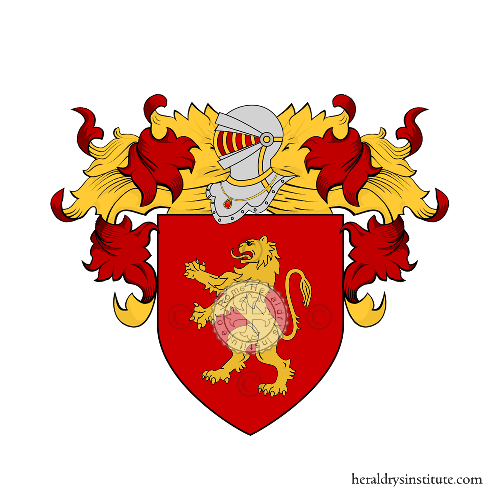 Coat of Arms of family Riazzola