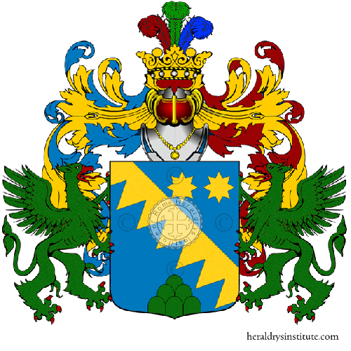 Coat of Arms of family Mussotto