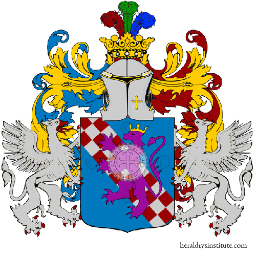 Coat of Arms of family Salici
