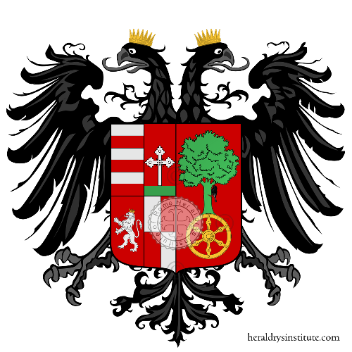 Coat of Arms of family Derro
