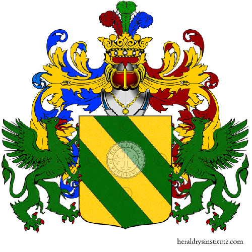 Coat of Arms of family Preste