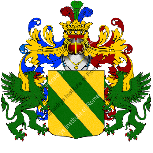 Coat of Arms of family Prestianni