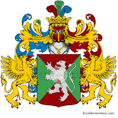 Coat of Arms of family Riccobone