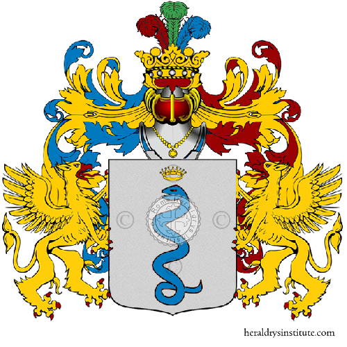 Coat of Arms of family Nasaro