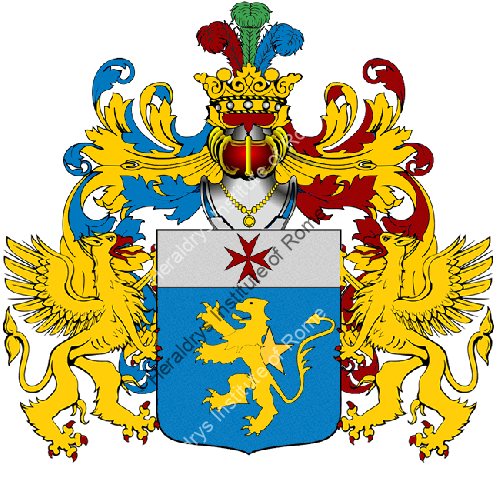 Coat of arms of family Dinucci