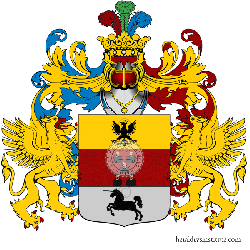 Coat of Arms of family Chimeri