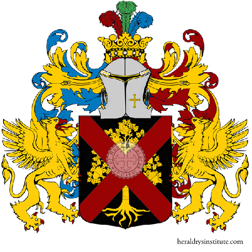 Coat of Arms of family Tisato