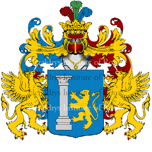 Coat of Arms of family Valentinotti