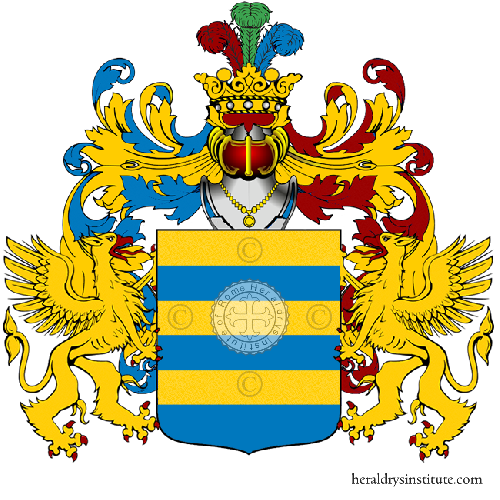 Coat of Arms of family Tarbone