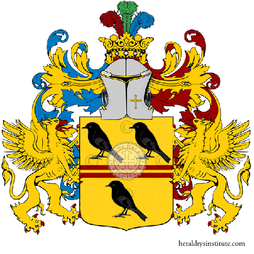 Coat of Arms of family Ciampitti