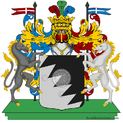 Coat of Arms of family Migliora