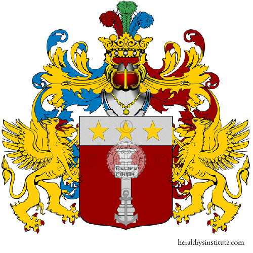 Coat of Arms of family Zucci