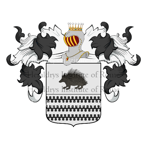 Coat of Arms of family Rizzogalimi