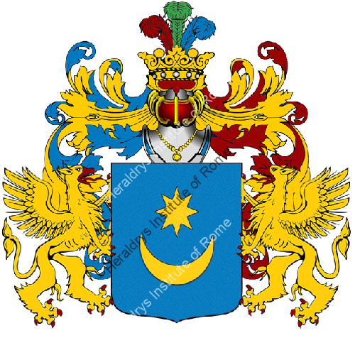 Coat of Arms of family Morghi