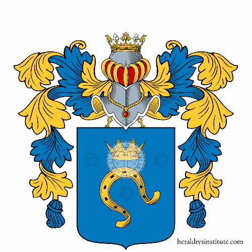 Coat of Arms of family Sferrante